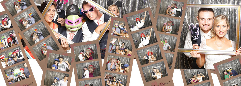 photo booth, brookleigh estate